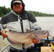 Red River catfish